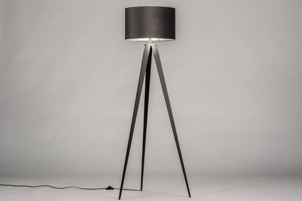Vloerlamp 30961: landelijk, rustiek, modern, klassiek #0