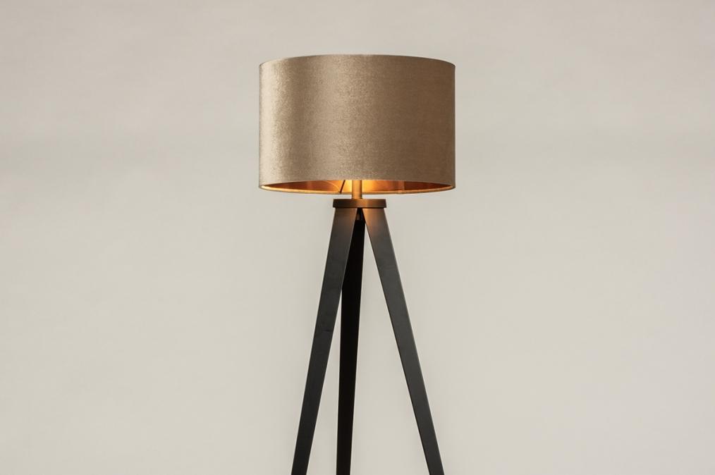 Vloerlamp 30962: landelijk, rustiek, modern, klassiek #0