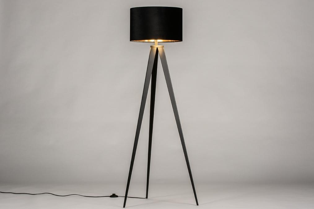 Vloerlamp 30963: landelijk, rustiek, modern, klassiek #0