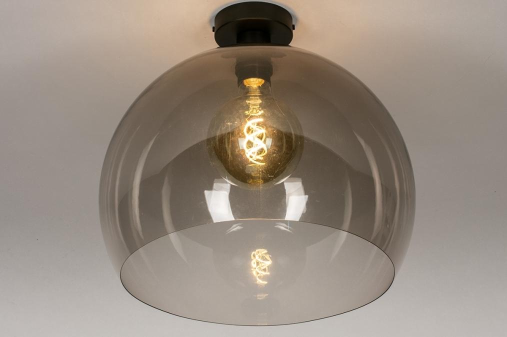 Plafondlamp 30965: sale, modern, retro, kunststof #0