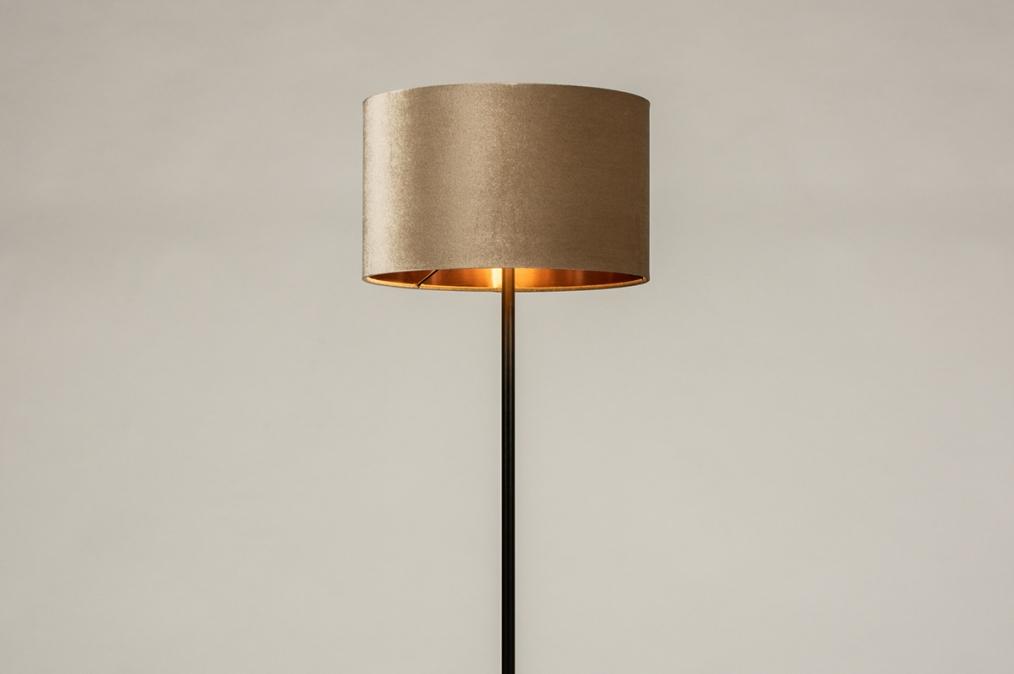 Vloerlamp 30969: landelijk, rustiek, modern, eigentijds klassiek #0