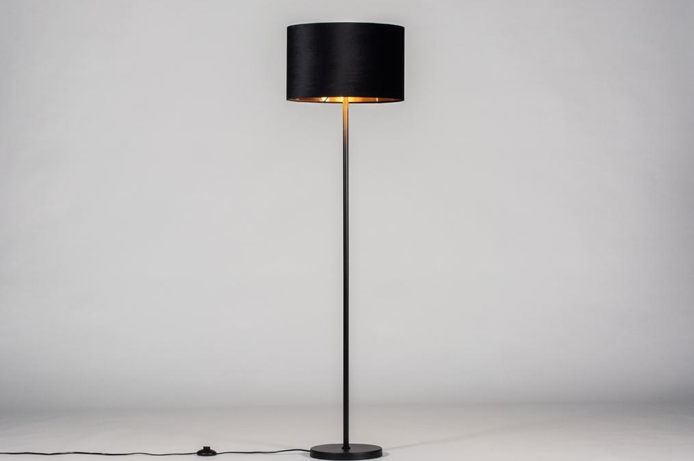Vloerlamp 30970: landelijk, rustiek, modern, eigentijds klassiek #0