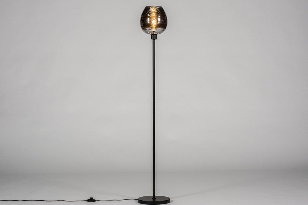 Vloerlamp 30972: landelijk, rustiek, modern, eigentijds klassiek #0