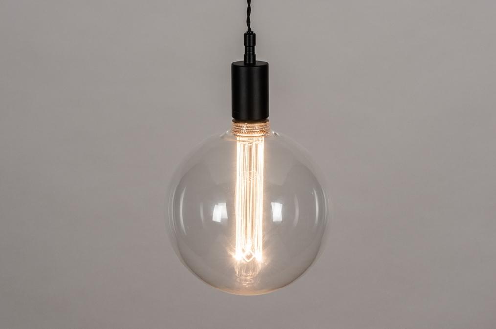 Hanglamp 30973: industrie, look, landelijk, rustiek #0