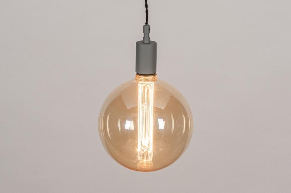 Hanglamp 30979: industrie, look, modern, glas #0