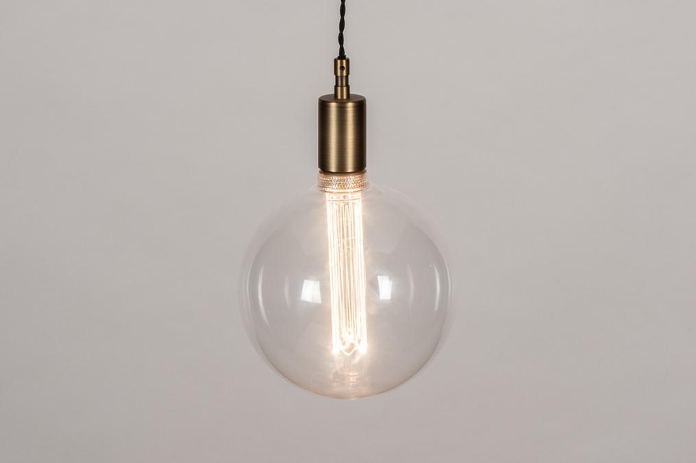 Hanglamp 30980: industrie, look, modern, eigentijds klassiek #0