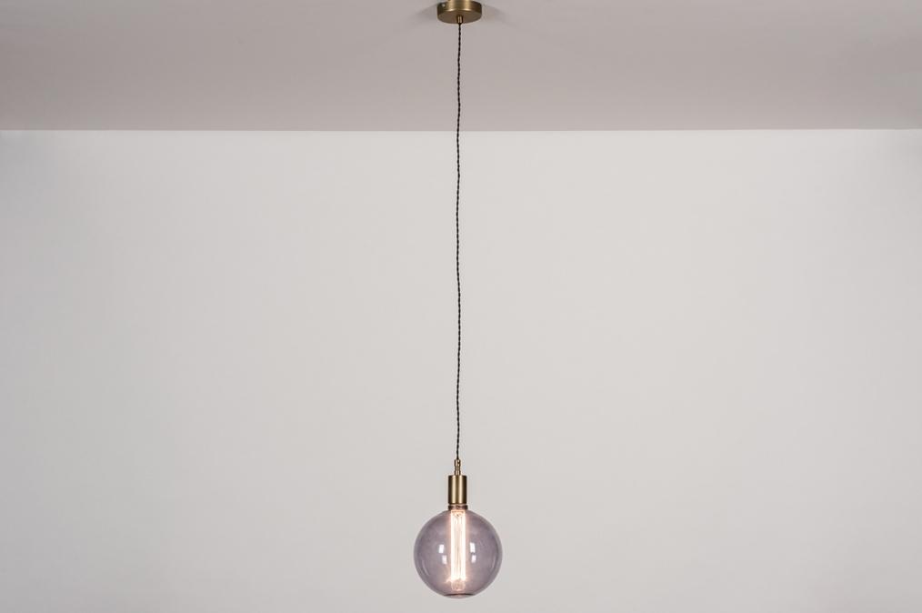 Hanglamp 30981: industrie, look, modern, eigentijds klassiek #0