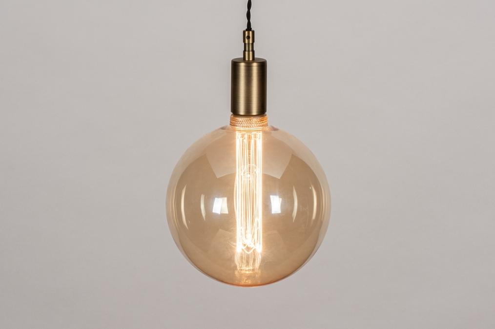 Hanglamp 30982: industrie, look, modern, eigentijds klassiek #0