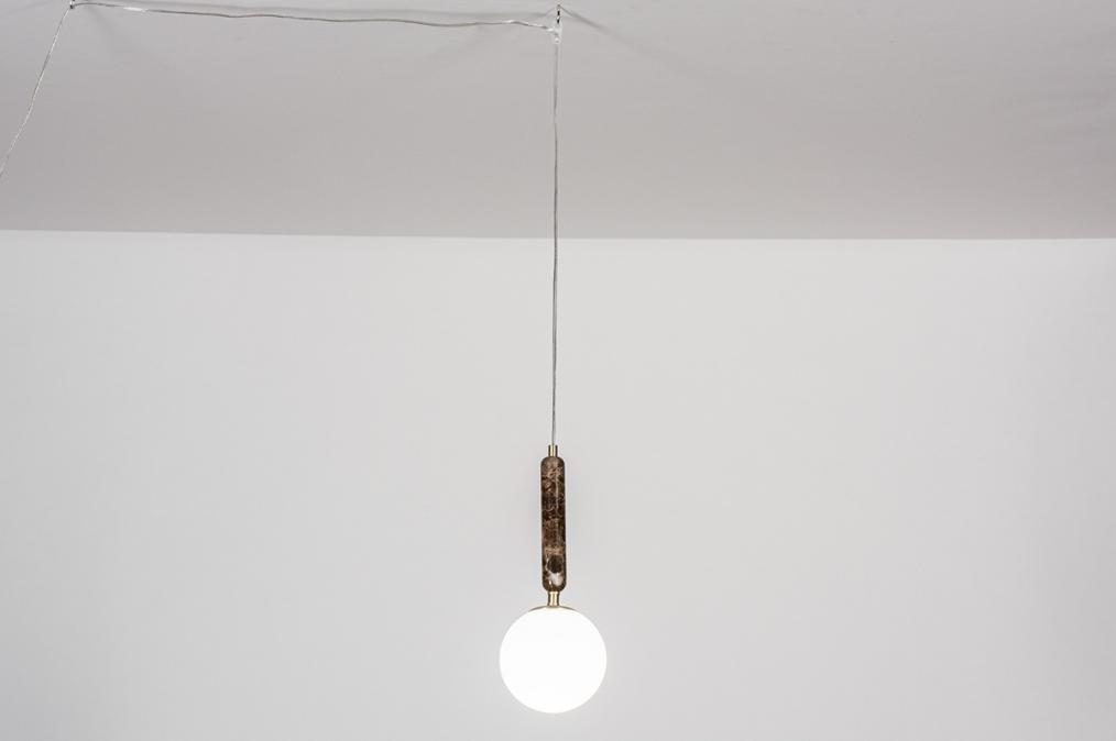 Hanglamp 30985: design, landelijk, rustiek, modern #0