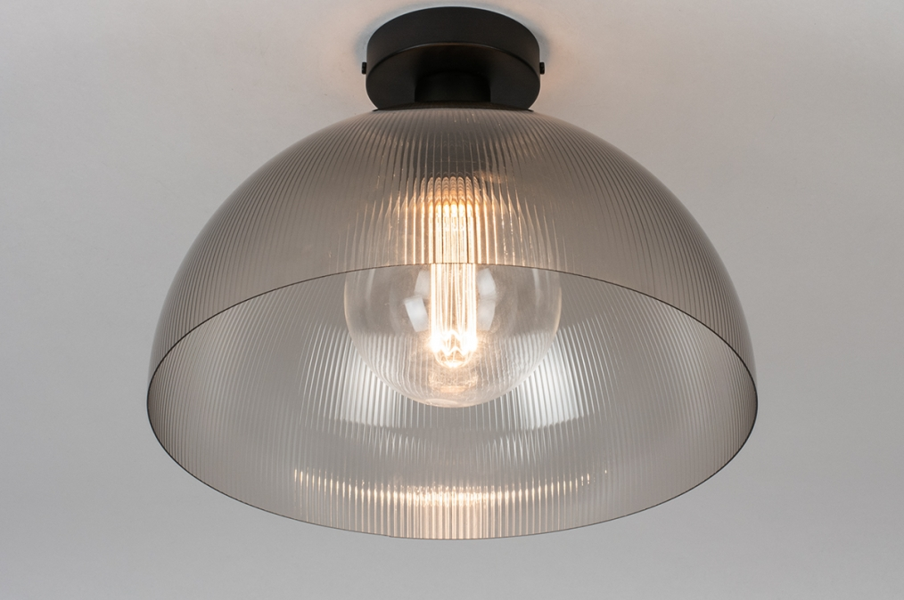Plafondlamp 30989: industrie, look, design, modern #0