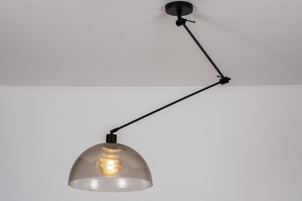 Pendelleuchte 30990: Industrielook, Design, modern, Kunststoff #0