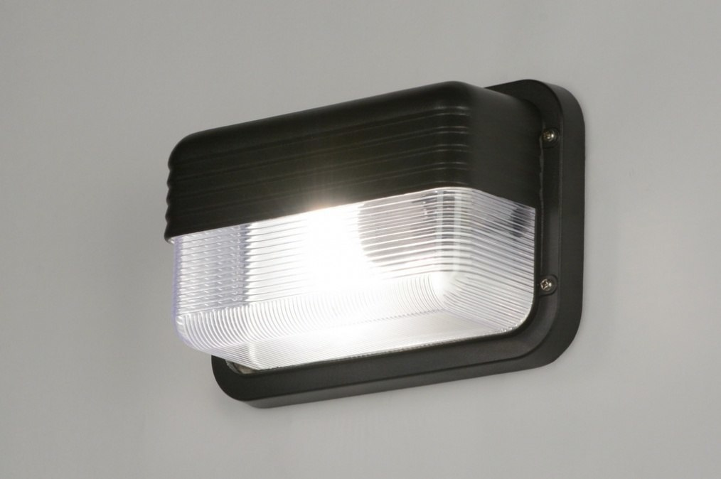 Buitenlamp 30996: industrie, look, modern, aluminium #0