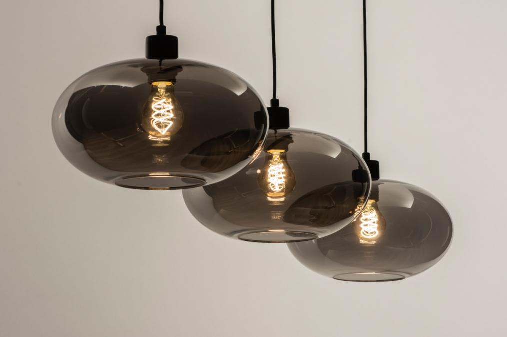 Hanglamp 31008: modern, retro, eigentijds klassiek, art deco #0