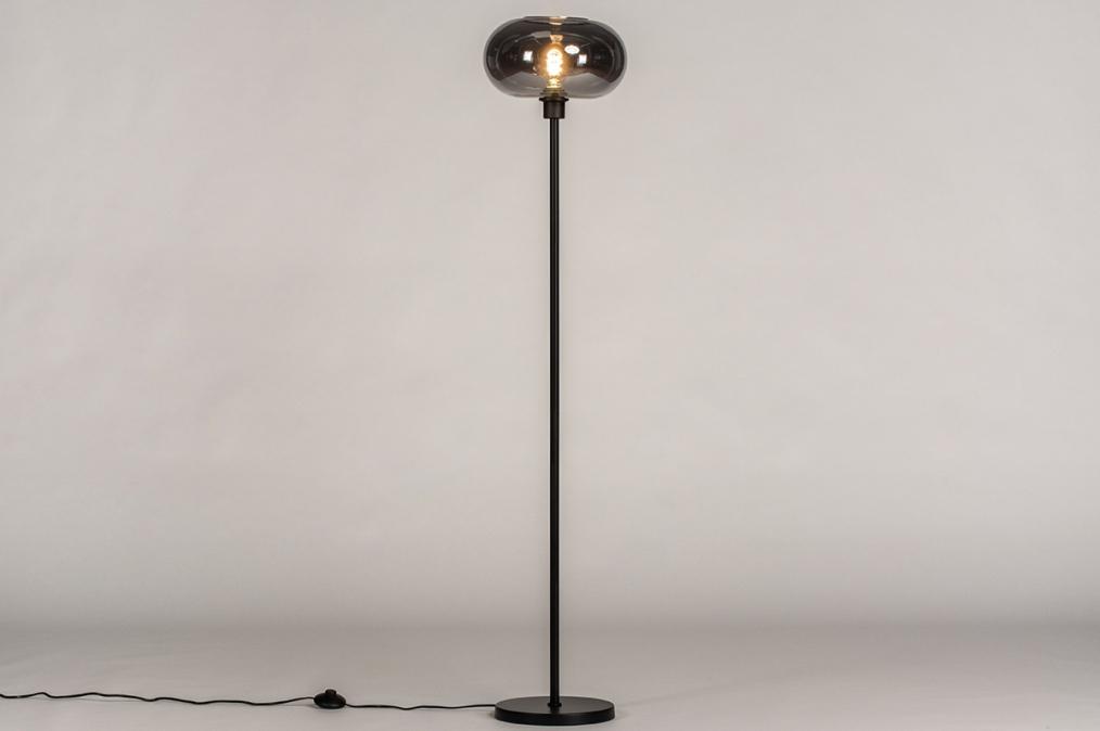 Vloerlamp 31012: landelijk, rustiek, modern, eigentijds klassiek #0