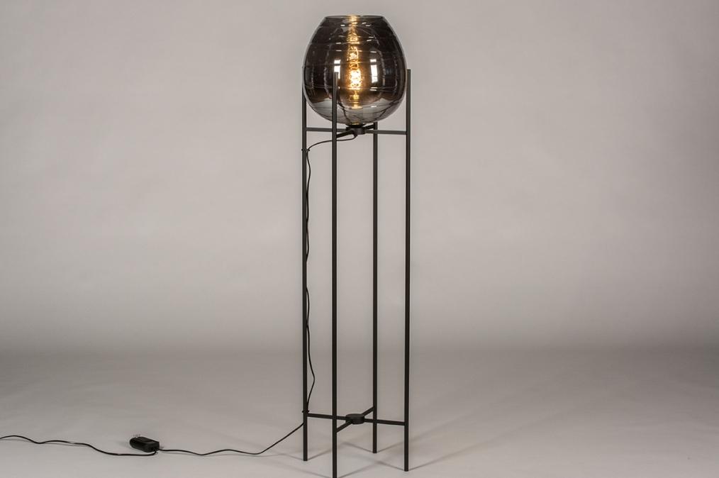 Vloerlamp 31023: landelijk, rustiek, modern, eigentijds klassiek #0