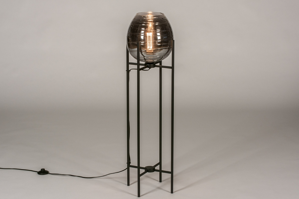 Vloerlamp 31024: landelijk, rustiek, modern, eigentijds klassiek #0