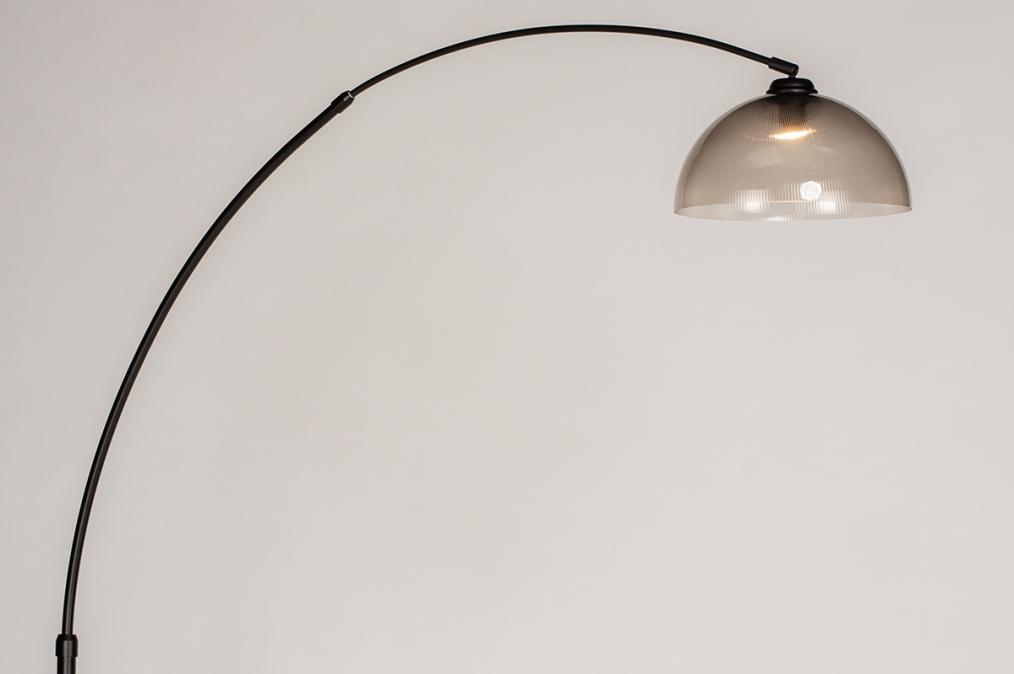Vloerlamp 31025: modern, retro, kunststof, metaal #0