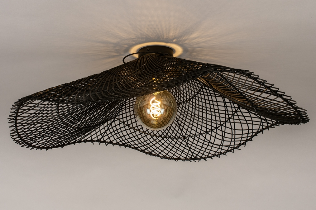 Plafondlamp 31038: landelijk, rustiek, modern, retro #0