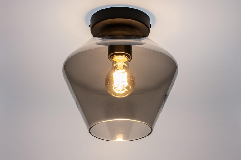Plafondlamp 31052: landelijk, rustiek, modern, retro #0