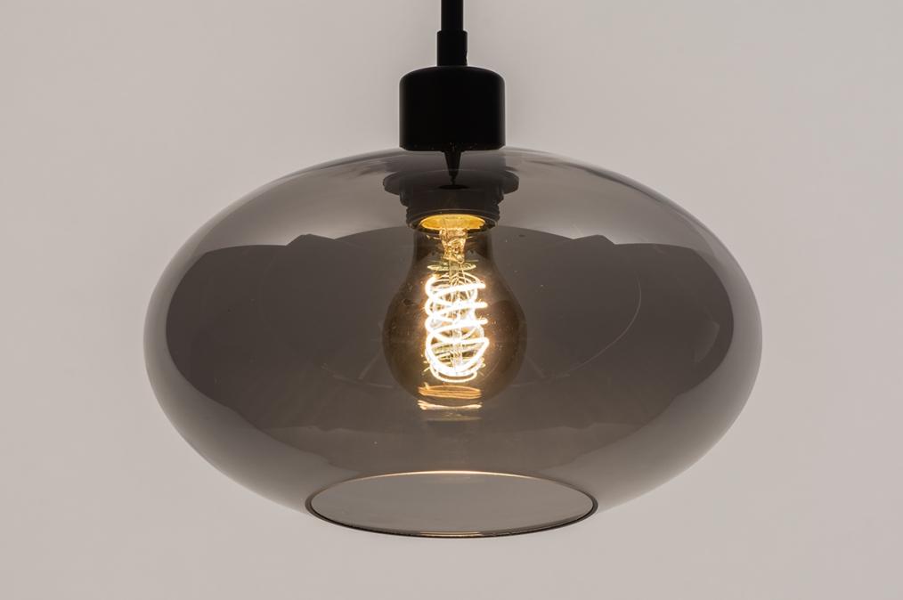 Hanglamp 31102: modern, retro, eigentijds klassiek, glas #0