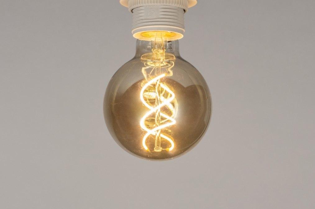 Lichtbron 327: glas, rond #0