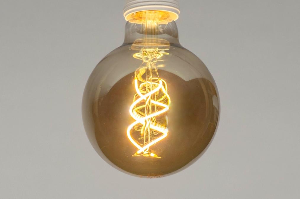 Lichtbron 329: glas, rond #0