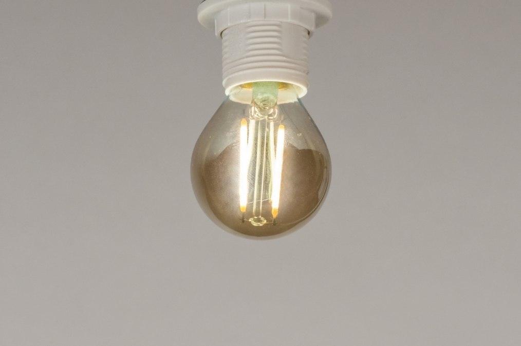 Lichtbron 336: landelijk, rustiek, modern, glas #0