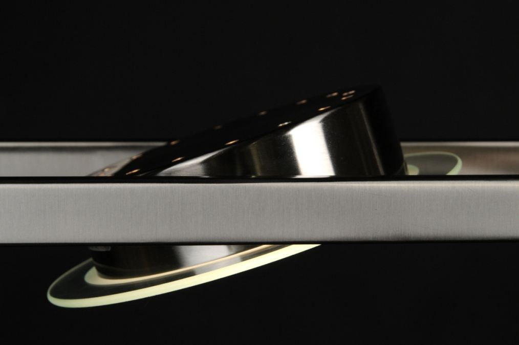 Hanglamp 59695: Sale, Modern, Staalgrijs, Staal Rvs
