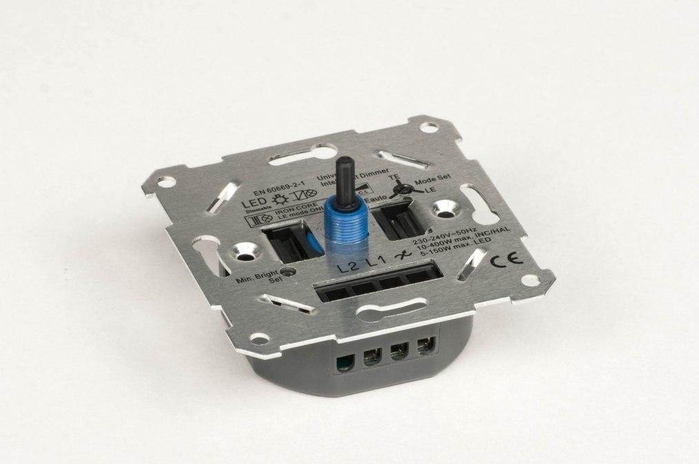 Dimmer 66011: plastic, metal #0