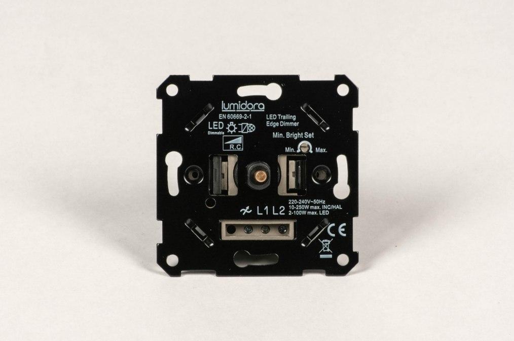 Lichtdimmer 66012: kunststof, metaal #0