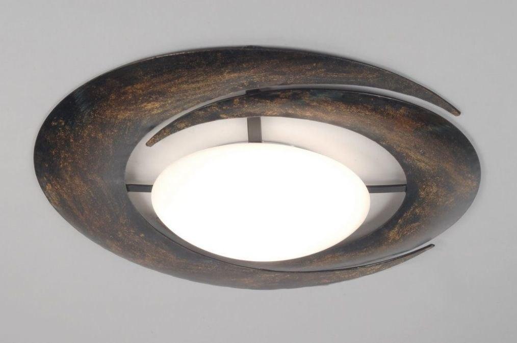 Plafondlamp 67436: landelijk, rustiek, klassiek, eigentijds klassiek #0