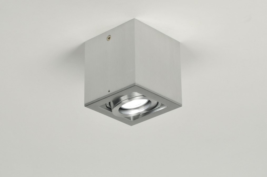 Spot 67470: sale, modern, aluminium, vierkant #0