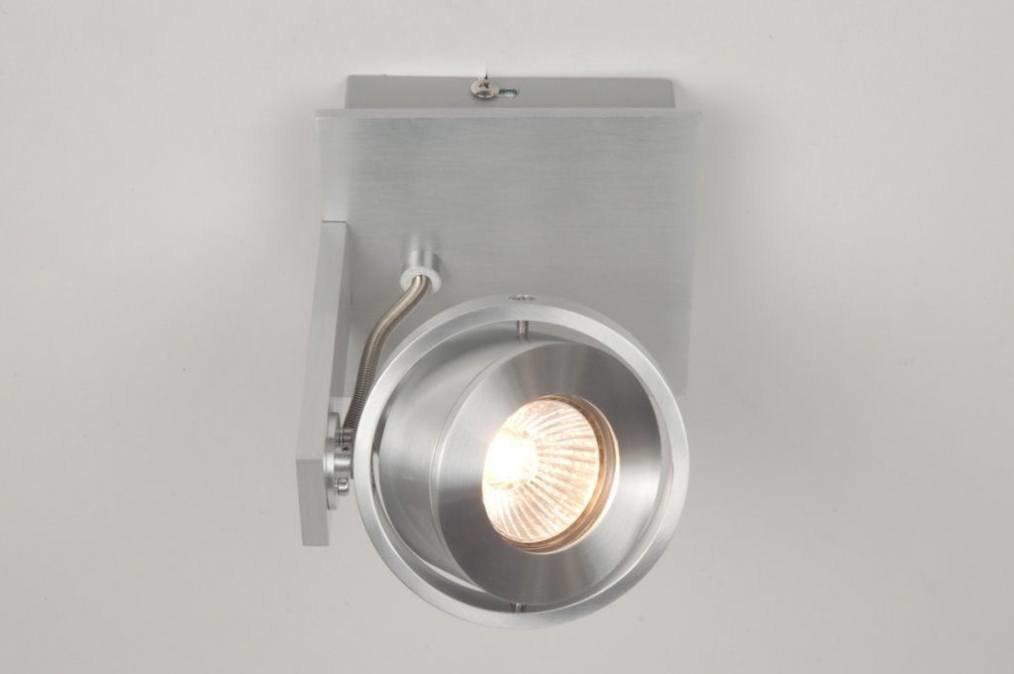 Spot 67475: modern, design, aluminium, geschuurd aluminium #0