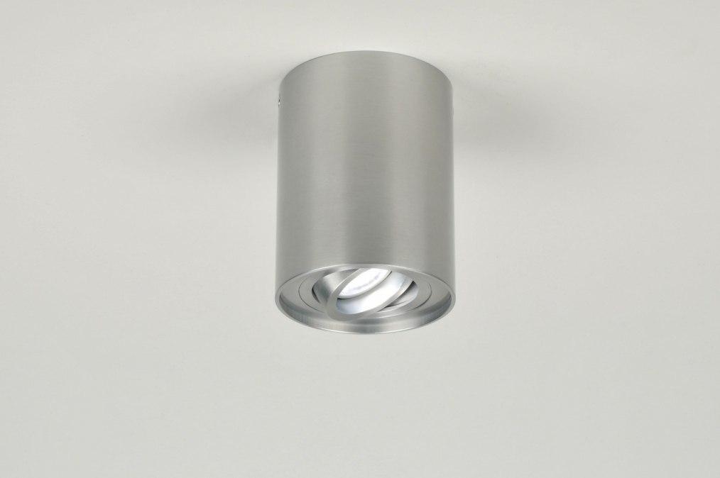 Spot 70163: modern, aluminium, metaal, aluminium #0