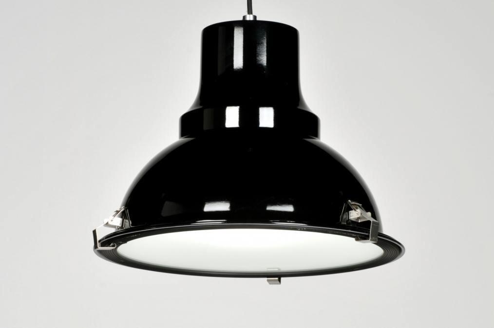 Suspension 70364: soldes, look industriel, moderne, acier #0