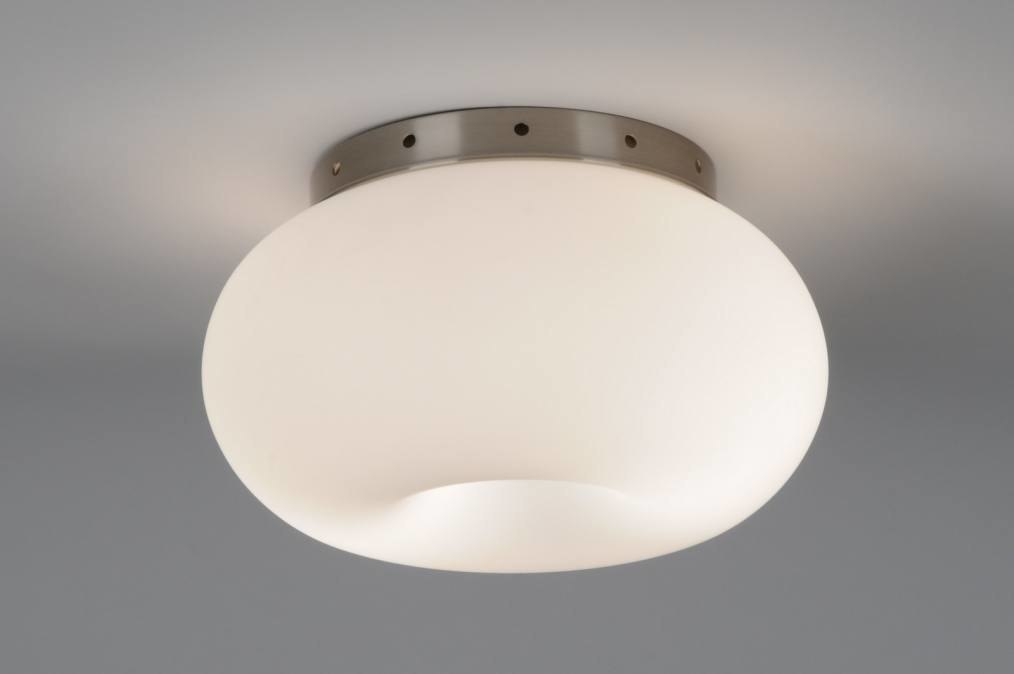 Ceiling lamp 70594: modern, retro, contemporary classical, glass #0