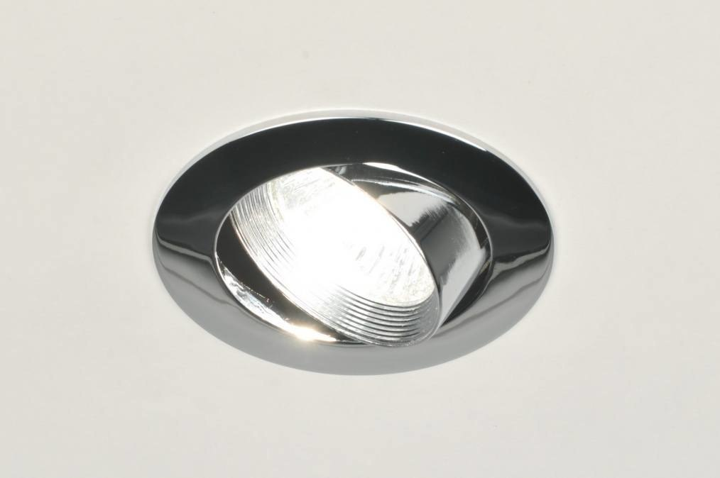 Recessed spotlight 70805: modern, retro, contemporary classical, metal #0