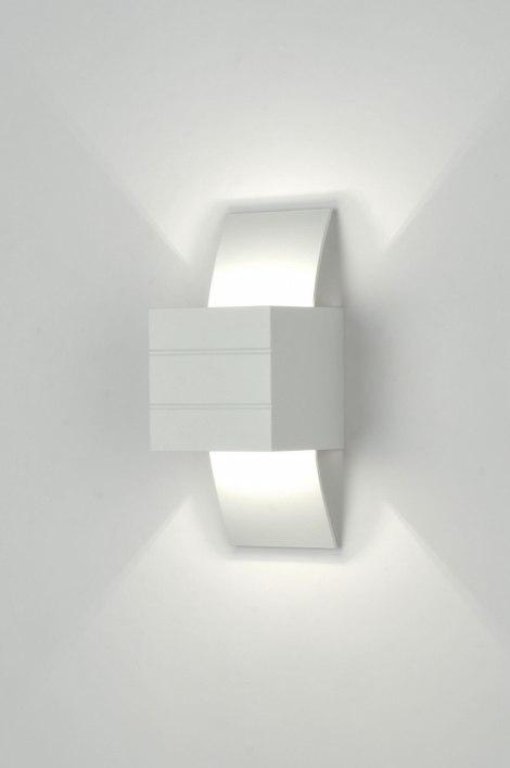Wall lamp 70976: designer, modern, aluminium, metal #0