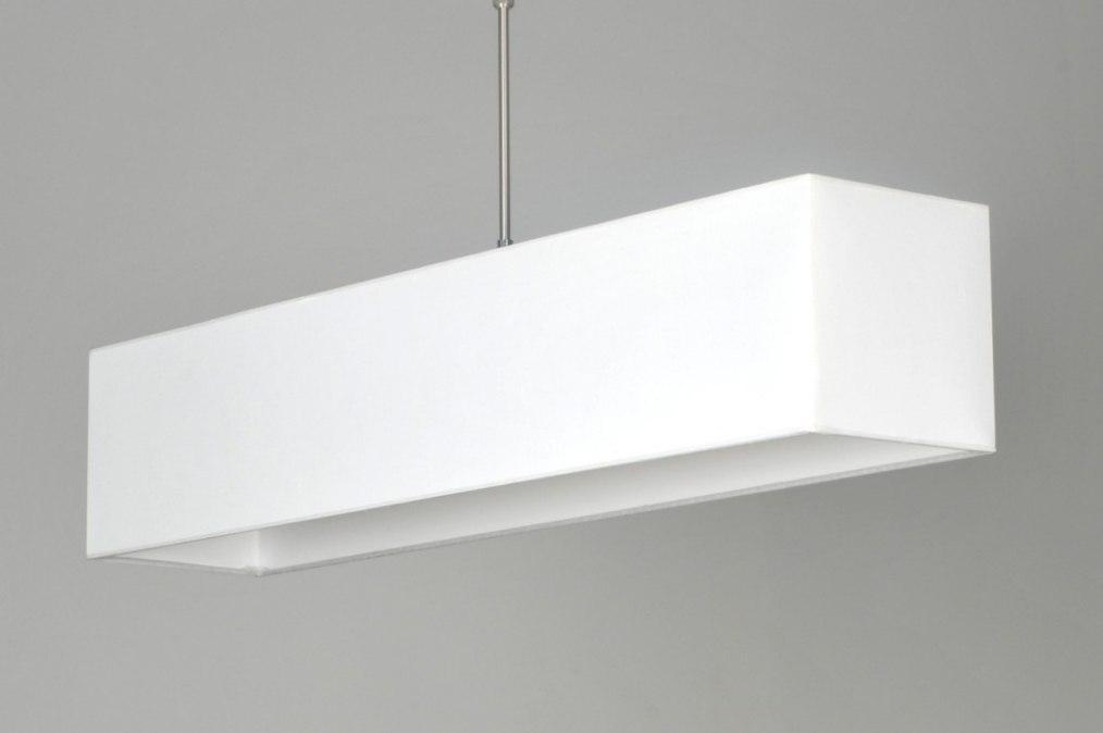 Hanglamp 71217: Modern, Landelijk, Rustiek, Wit