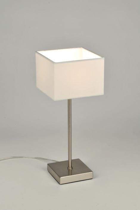 Tafellamp 71221: landelijk, rustiek, modern, eigentijds klassiek #0