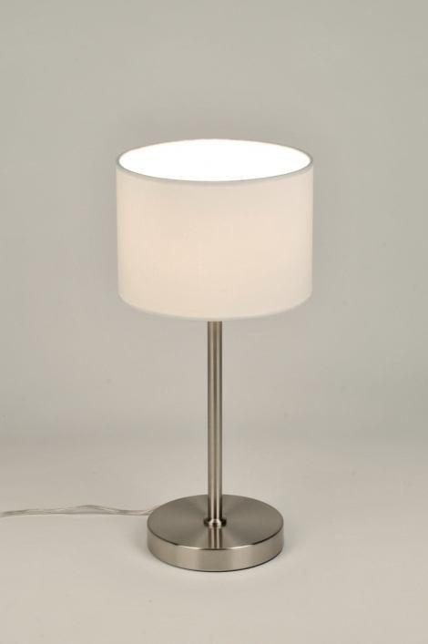 Tafellamp 71231: modern, eigentijds klassiek, landelijk, rustiek #0