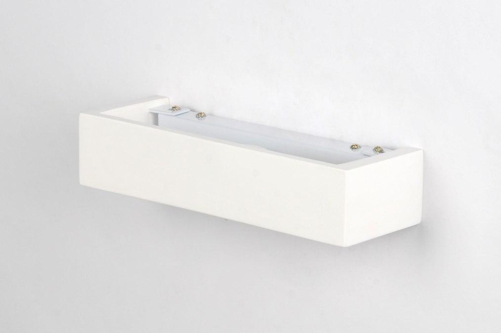 applique murale 71359 moderne classique contemporain blanc ceramique. Black Bedroom Furniture Sets. Home Design Ideas