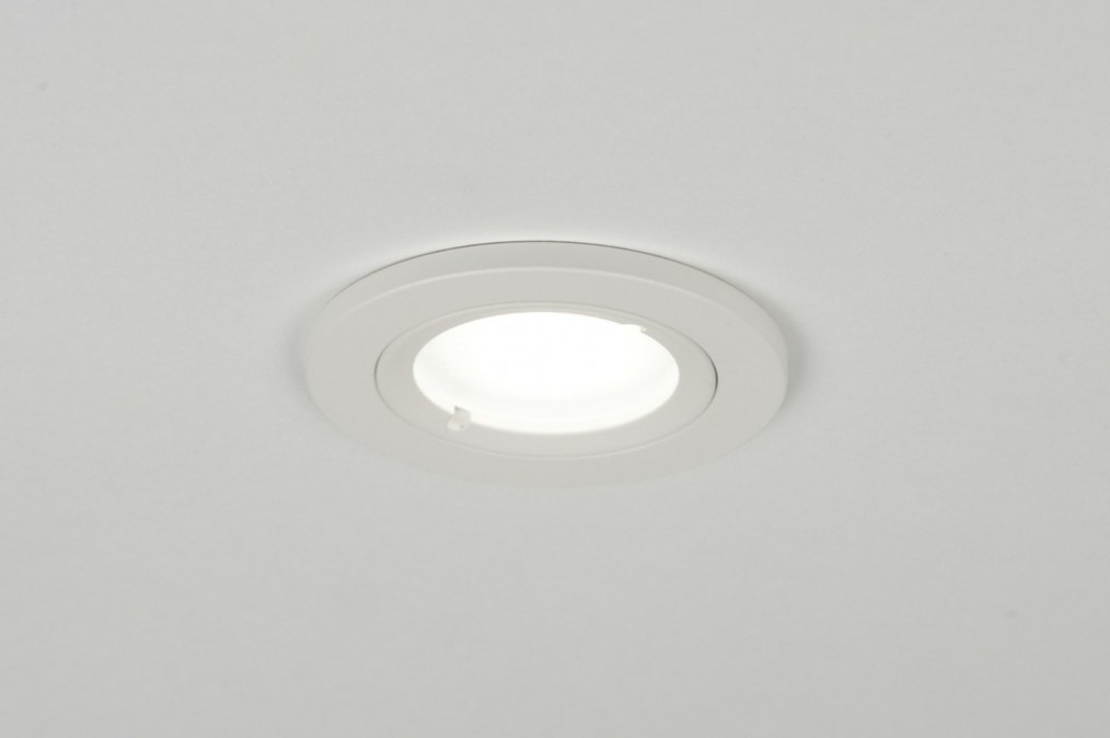 Recessed spotlight 71406: modern, contemporary classical, aluminium, metal #0