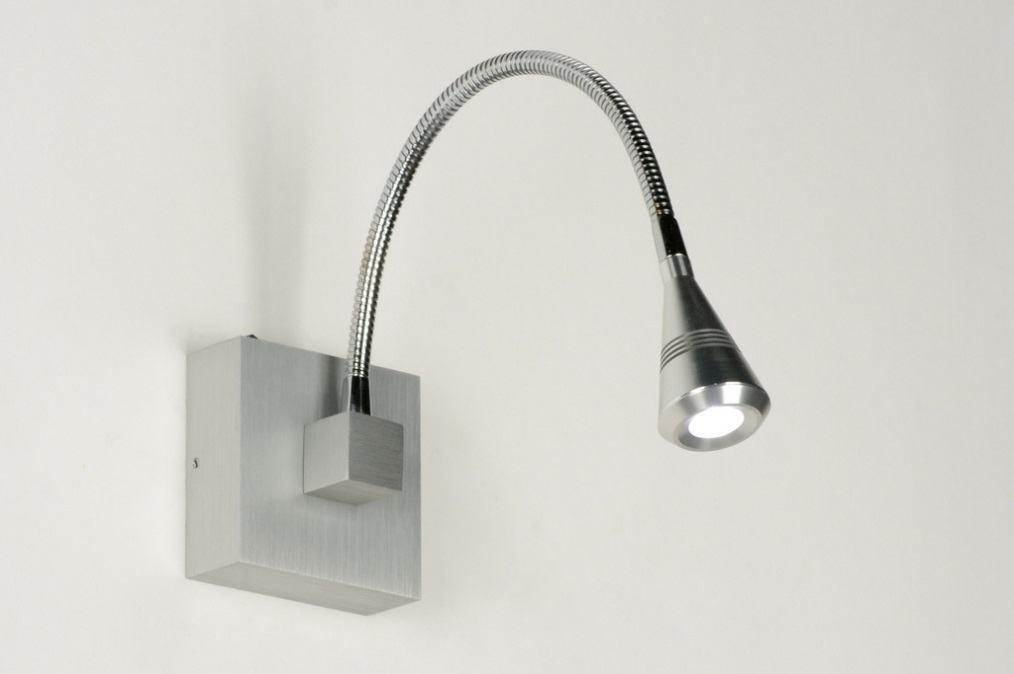 Wandlamp 71507: sale, modern, aluminium, metaal #0
