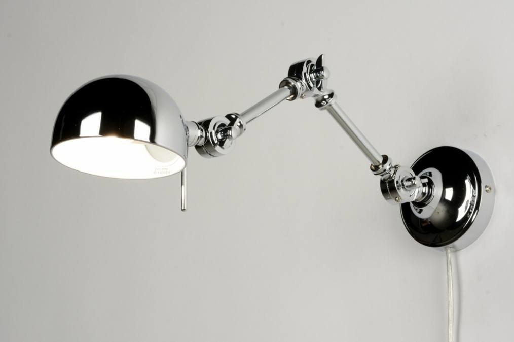 Wall lamp 71595: modern, retro, contemporary classical, metal #0