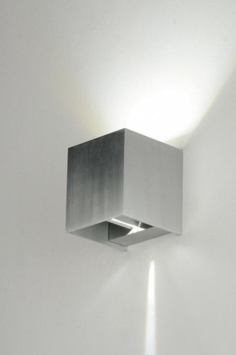 Wandlamp 71756: sale, design, modern, aluminium #0