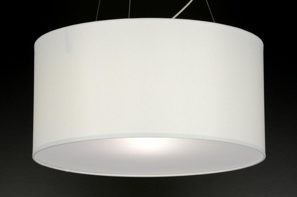Hanglamp 71765: landelijk, rustiek, modern, stof #0