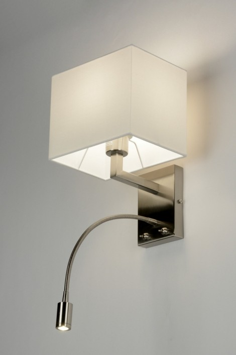applique murale 71770 moderne classique contemporain rural rustique blanc. Black Bedroom Furniture Sets. Home Design Ideas