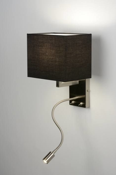 Wall lamp 71771: rustic, modern, contemporary classical, fabric #0