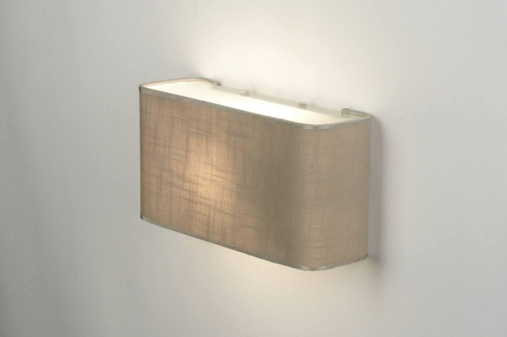 Wandlamp 71804: Modern, Eigentijds Klassiek, Landelijk, Rustiek